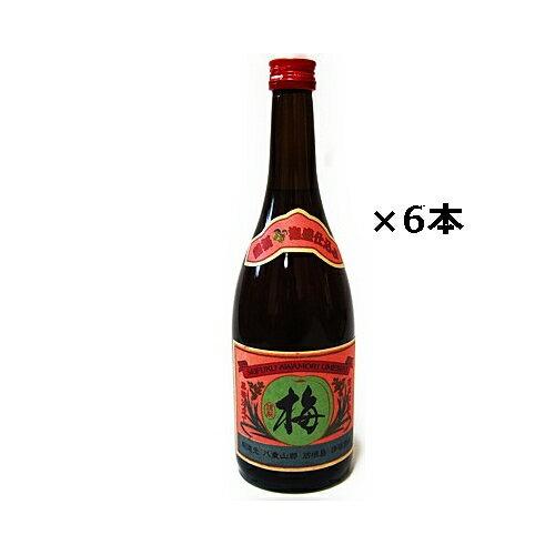 【請福梅酒】泡盛 12度720ml×6本 セット / 沖縄 石垣島