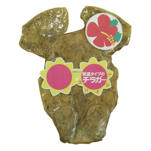 オキハム スパイシー・チラガー 約900g【珍味|豚肉|沖縄|土産|おみやげ|取寄せ】