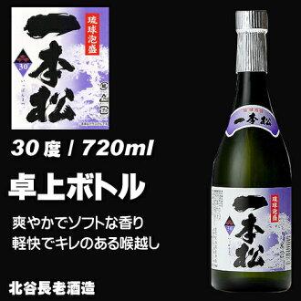 长崎长老酿造长崎长老 ipponmatsu 和 30 度/720 毫升