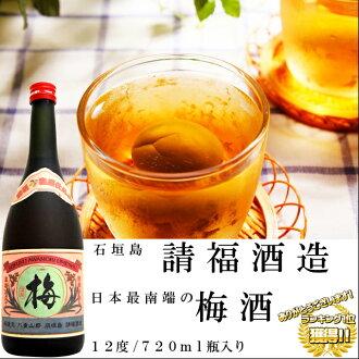 請福梅酒/12度/720ml