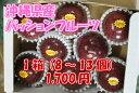 【週末セール】パッションフルーツ1箱(8〜13個入り)