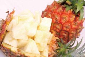 ピーチパイン約3kg 沖縄産 沖縄県産 果物 パイナップル パインアップル トロピカルフルーツ ギフト プレゼント 贈り物