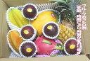 お楽しみ福袋5000円コース 【送料無料】 お任せフルーツ5種類 トロピカルフルーツ (フルーツセット 沖縄果物 マンゴ…