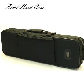 沖縄三線用 BOXタイプ(セミハード)ケース 黒 : fs04gm