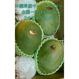 沖縄県産 キーツ マンゴー 2Kg 全国 送料無料 4,500円