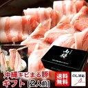 母の日 グルメ キビまる豚 豚肉 しゃぶしゃぶ 豚【すぐりむん/2〜3人前/500g】