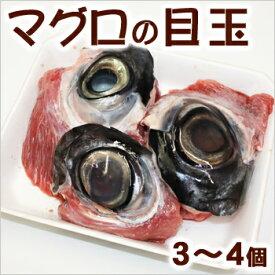マグロの目玉 (3〜4個)