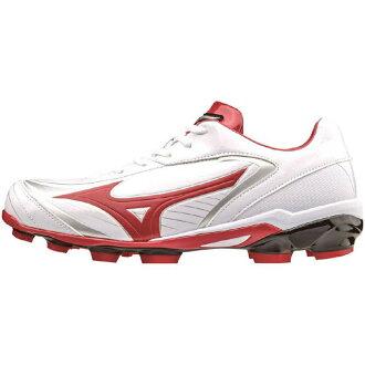 美津浓棒球钉鞋要点挑选九2017美津浓棒球要点钉鞋黑色X白美津浓11GP172010