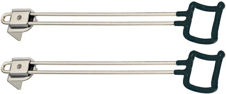 ヘラブナ道具 スノーピーク snow peak 銀閣 サイドハンガー (L)2本セット G-006 hd-036375 へら へらぶな ヘラ ヘラブナ 池 フナ 鮒 野釣り へら台 アルミ台 つり 釣り 道具 用品