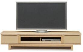 テレビ台 TVボード テレビ台 AVボード テレビボード 180cm ハードメープル 自然塗装エコ 木製 おしゃれ