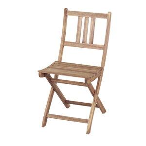ダイニングチェア 2脚セット ガーデンチェア オープンテラス ガーデニングチェア 折りたたみ 木製 カフェ テラス席チェア 木製チェア チェアー 椅子 北欧 おしゃれ 人気
