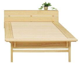 ダブルスノコベッド スノコベッド ダブルベッド ダブル 日本製 ベッド すのこベッド ひのき ヒノキ 桧ベッド 532P19Apr16