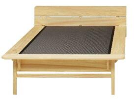 畳ベッド ダブルベッド  日本製 ベッド タタミベッド ひのき ヒノキ 桧ベッド