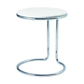 サイドテーブル リビングテーブル ソファーサイドテーブル ベッドサイドテーブル スチール テーブル アイアン かわいい おしゃれ 北欧 白 ホワイト ナイトテーブル