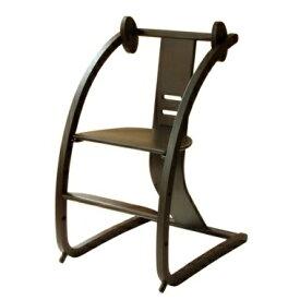 ベビーチェア ハイチェア バンビーニチェア ハイチェア 子供椅子 子ども部屋家具 ベビー家具 日本製 チェア本体のみ STC-01 Bambini バンビーニSdi Fantasia 子供チェア ダークブラウン おしゃれ
