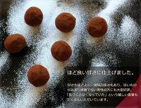 バレンタインチョコチョコレートショコラネージュ6個入りギフト生チョコ生トリュフ義理チョコ友チョコ本命チョコ人気予約ハーベストタイム広島手提げ袋付きVD