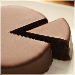 チョコレートケーキ『ザッハトルテ』・12cm【バッケンモーツアルト・広島】【モンドセレクション受賞】【ショコラ】【ギフト】【スイーツ】