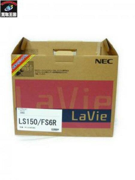 NEC LaVie LS150/FS6R PC-LS150FS6R ノートパソコン 未使用品【中古】[▼]