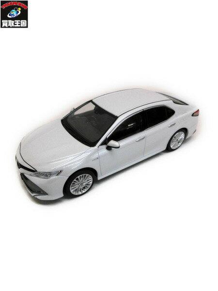 トヨタ 1/30 新型カムリ カラーサンプル プラチナホワイトパールマイカ【中古】[値下]