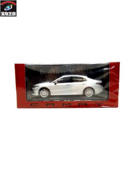 トヨタ 1/30 カラーサンプル 新型 カムリ 089 プラチナホワイトパールマイカ【中古】[値下]