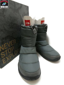 THE NORTH FACE Nuptse Bootie WP IV (27.0)【中古】[▼]