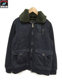 EGO TRIPPING/G-1ジャケット/ウ゛ィンテージ加工【中古】