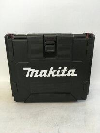 【未使用】 makita マキタ 40V充電式インパクトドライバ TD001GXFY 【限定色 フレッシュイエロー】【中古】