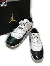 Nike Air Jordan 11 Low EASTER(528895-145)29.0【中古】[▼]
