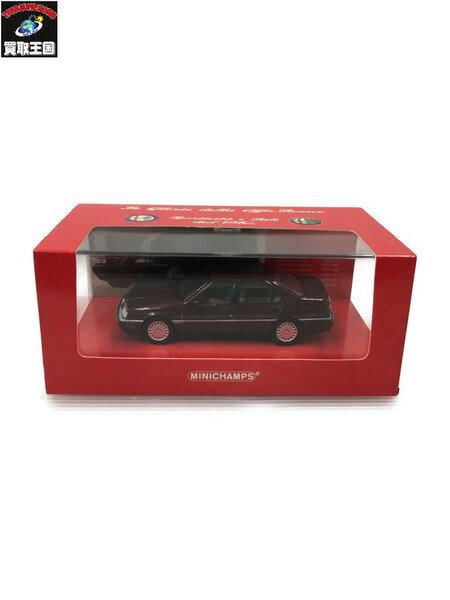 PMA ミニチャンプス Alfa Romeo 164 3.0 V6 Super 1992【中古】
