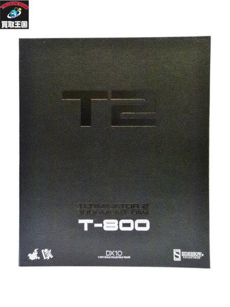 HOTTOYS T-800 DX10 1/6 ターミネーター T2 ホットトイズ 【中古】[▼]