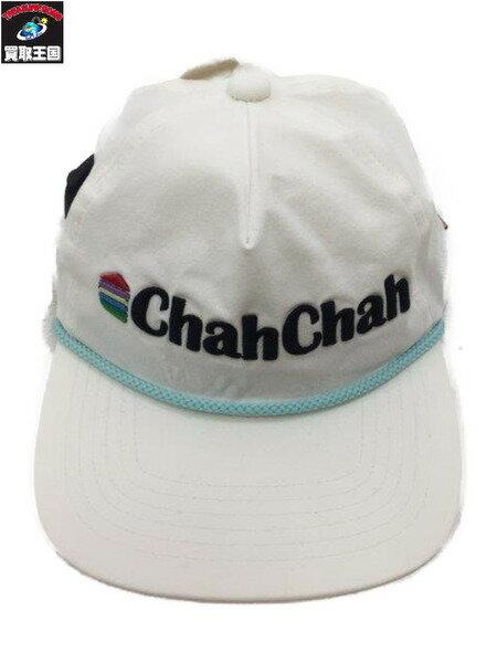 新品 2018SS CharChar CC18-S12 SNAPBACK CAP WHITE【中古】