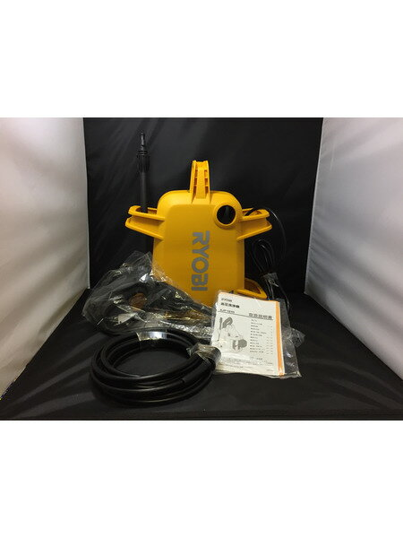 リョービ(RYOBI) 高圧洗浄機 AJP-1210 【中古】