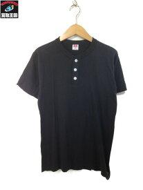 STANDARD CALIFORNIA サーマルTシャツ ブラック (SIZE:S)【中古】