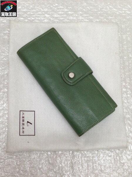 土屋鞄製造所 ツチヤカバンセイゾウショ レザー長財布【中古】[値下]