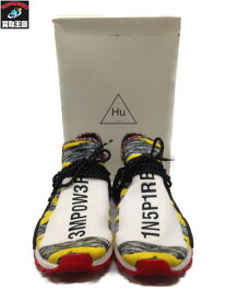 989904dcf adidas PHARRELL WILLIAMS SOLAR HU NMD スニーカー (28.5) マルチ 中古  ▽