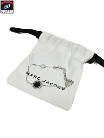Marc by Marc Jacobs ロゴブレスレット【中古】[▼]