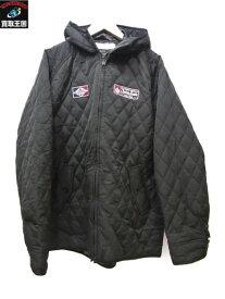 CAPTAIN SANTA キルティングジャケット キャプテンサンタ 黒 ブラック XL【中古】[▼]