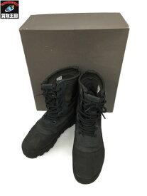 adidas アディダス YEEZY 950 M レースアップブーツ (28.0) 黒 AQ4831【中古】[▼]