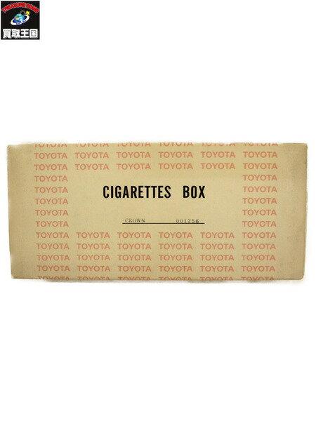 TOYOTA トヨタ クラウン シガレットボックス シガレットケース【中古】