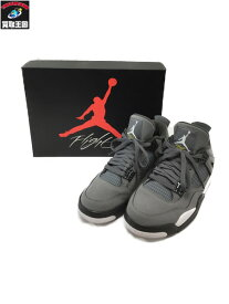 NIKE AIR JORDAN 4 RETRO 26.0cm【中古】