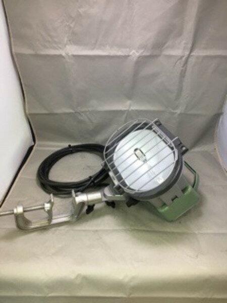ハタヤ 150W メタルハライドライト 屋外用 投光器 MLV-105KH 【中古】