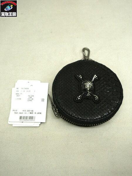 18AW/ROEN/ロエン/COIN CASE/コインケース/ブラック/財布/78124006【中古】