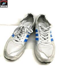 adidas/アディダス/L.A.TRAINER/エルエートレーナー/スニーカー/靴/シューズ/V22588/シルバー/27.5【中古】[▼]