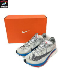 21f3d95737ab0 NIKE ZOOM VAPORFLY 4%(27.5) 880847-004「A」 中古