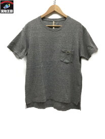 SCYE BASICS S/S Pocket Tee Gray 38【中古】