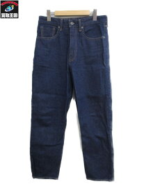 Levi's MADE&CRAFTED GREASER ストレートフィット デニム【中古】