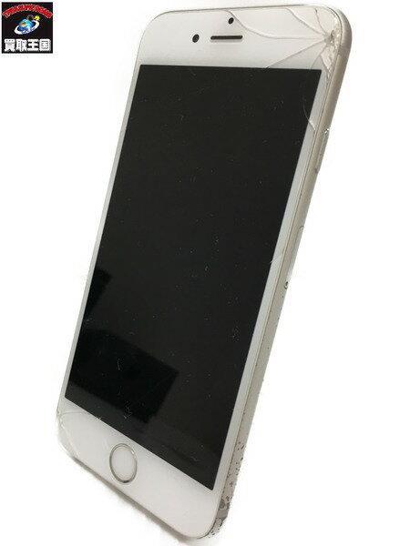 iPhone6s 64GB シルバー MKQP2J/A AU利用△ ※画面割れ【中古】[▼]
