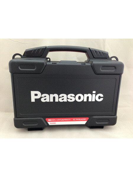 Panasonic 充電スティックドリルドライバ 未使用【中古】