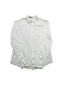 Frank&Eileen×THOMAS MASON/コットンLSシャツ/ホワイト/M【中古】[▼]