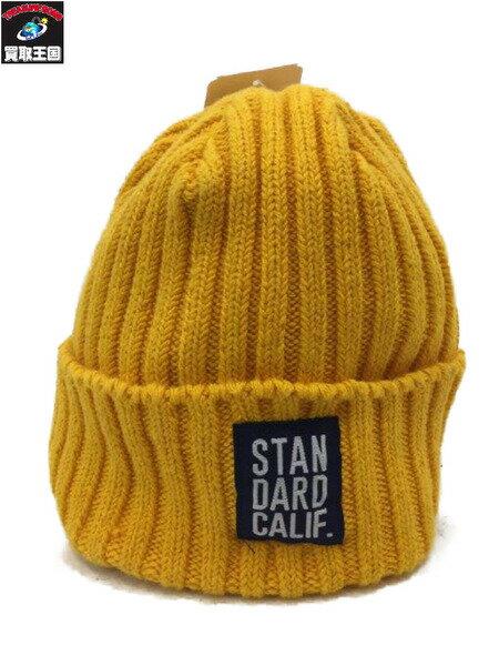 STANDARD CALIFORNIA SD Cotton Rib Watch Yellow 【中古】
